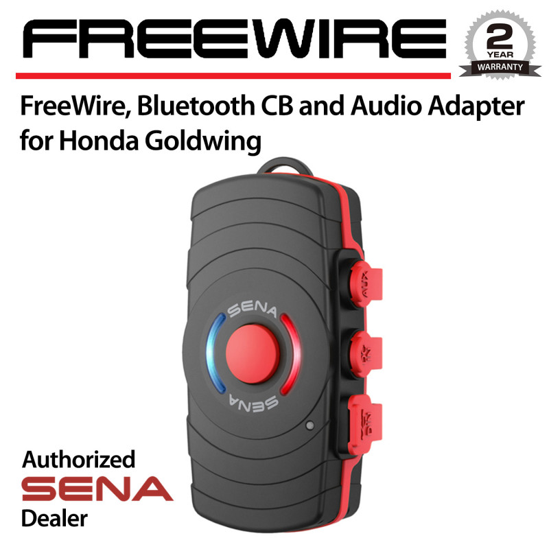 Sena Freewire02 Bluetooth Cb And Audio Adapter For Honda Goldwing