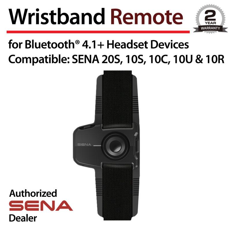 2e0f61cdc60 SENA SC-WR-01 Wristband Remote for Bluetooth Communication System ...