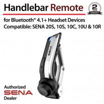 Handlebar Remote for Bluetooth Communication System