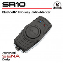 SR10 Bluetooth Two-way Radio Adapter