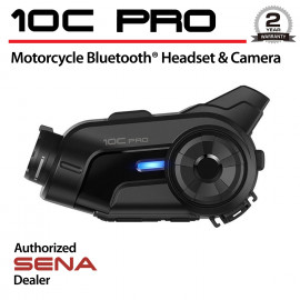 10C Pro Bluetooth Headset & Camera