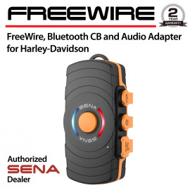 FreeWire, Bluetooth CB and Audio Adapter for Harley-Davidson
