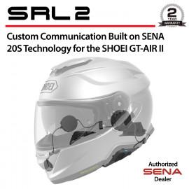 SRL2 Bluetooth Headset & Intercom for Shoei GT-Air II