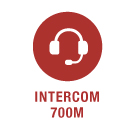 700m Intercom